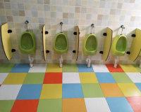 赣州幼儿园厕所隔断