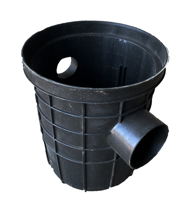 油污隔離井