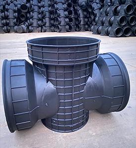 污水雨水塑料檢查井的區別在哪