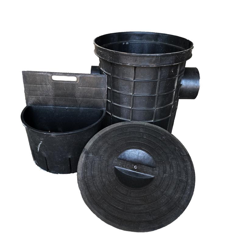 315油污隔離井