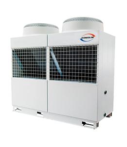 河北模塊式風冷熱泵機組