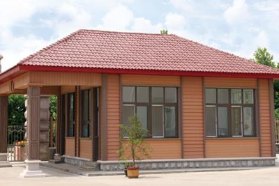輕鋼別墅工程