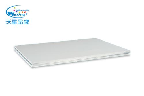 中字铝型拼接手工板