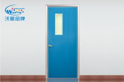 鋼質單開門