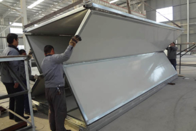 箱體房產品工程