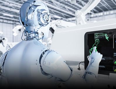機器人設備行業