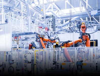 自動化設備行業
