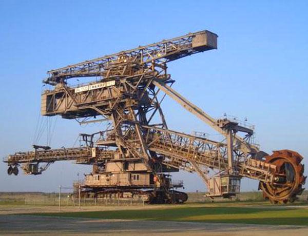 礦山設備應用行業