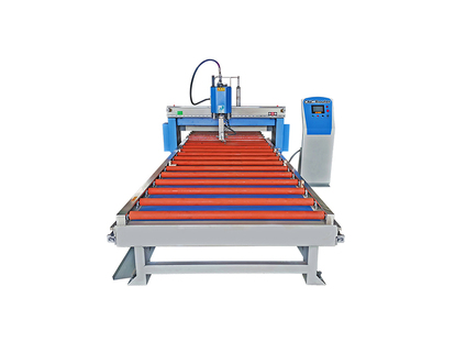 Window sash gluing machine