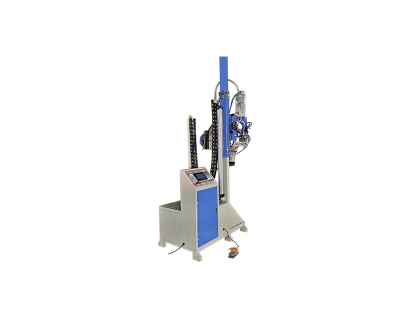 Semi automatic molecular sieve filling machine