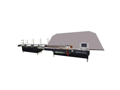 Automatic aluminum frame bending machine