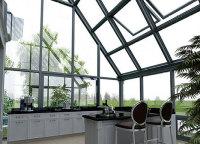 陽光房玻璃2