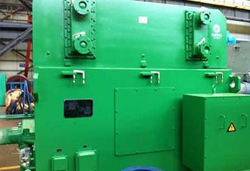 YKS交流电机空水冷却器