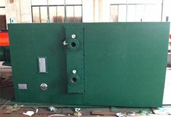 电机冷却器