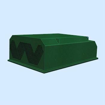 交流电机空空冷却器