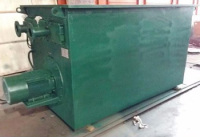 精轧电机空水冷却器