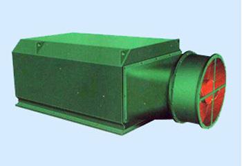 发电机空水冷却器