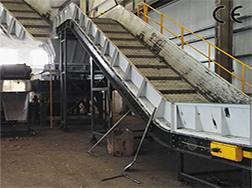 刮板輸送機車間設備