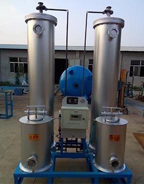 西安鍋爐廠6噸全自動鈉離子軟水設備
