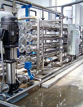 青海25T/H超純水中藏藥生產加工用水設備