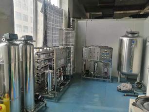 醫藥EDI超純水設備