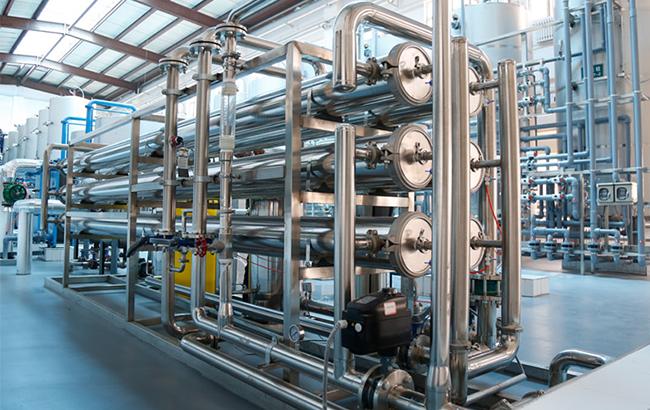 EDI超純水設備的優勢特點和運行過程!