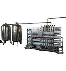 咸陽二級反滲透純水設備