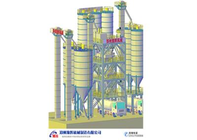20万吨干混砂浆生产线