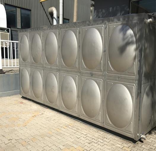 乌兰察布不锈钢保温水箱