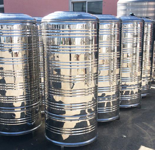 乌兰察布圆柱形水箱