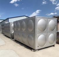 呼和浩特不锈钢组合式水箱
