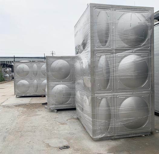 乌兰察布不锈钢水箱施工