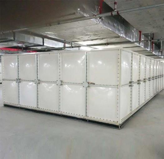 东胜装配式玻璃钢水箱