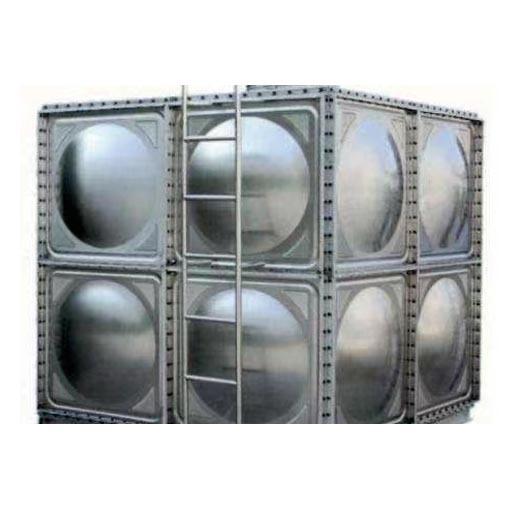 乌兰察布装配式不锈钢水箱安装
