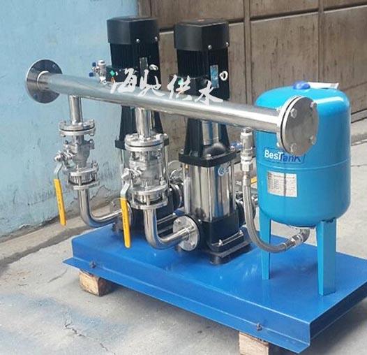 马鞍山变频恒压供水设备