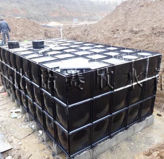 巴彦淖尔BDF地埋式水箱安装
