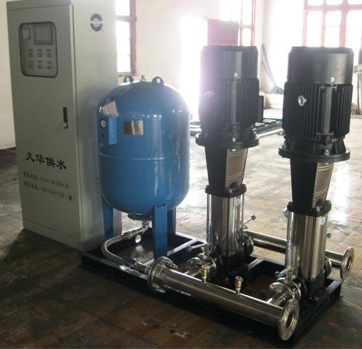 乌兰察布变频恒压供水设备安装