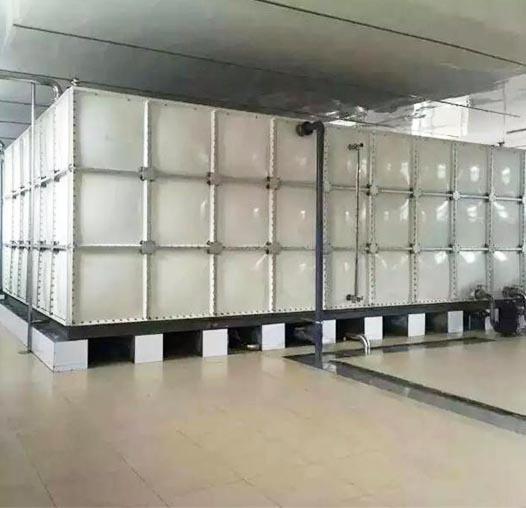 乌兰察布玻璃钢水箱