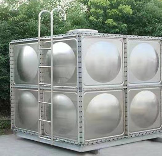 乌兰察布装配式不锈钢水箱