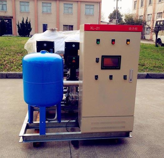 乌兰察布变频恒压供水设备
