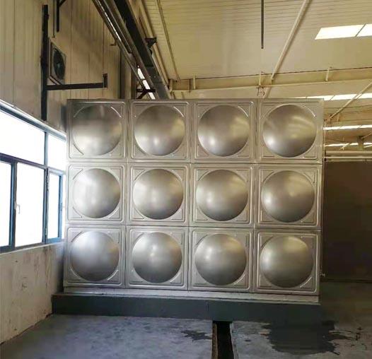 吕梁不锈钢组合式水箱