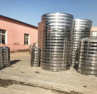 襄阳不锈钢圆柱形水箱