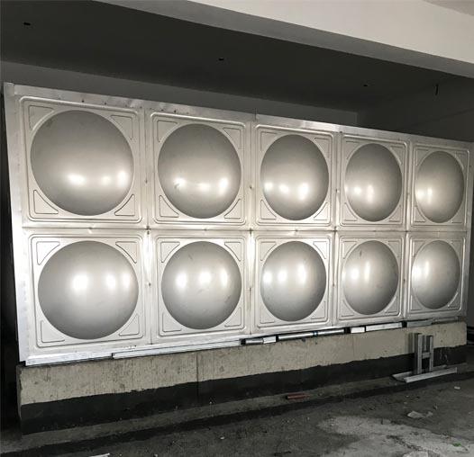 乌兰察布不锈钢组合式水箱
