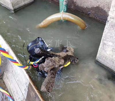 北京水下清淤公司