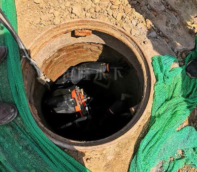 水下管道封堵施工