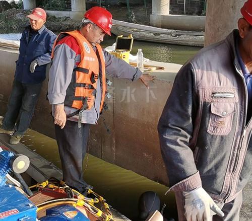水下检测检查