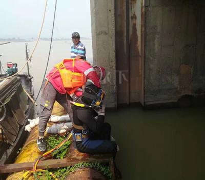 北京水下堵漏施工