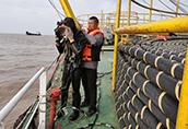 水下作业打捞技术被广泛使用