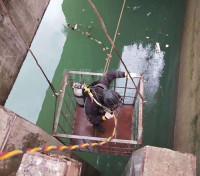 水下堵漏施工