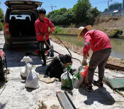 市政管道水下封堵工程